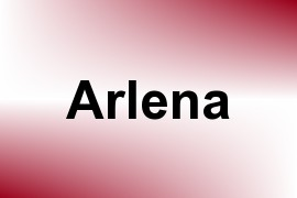 Arlena name image