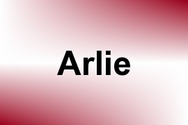 Arlie name image