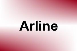 Arline name image