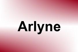 Arlyne name image