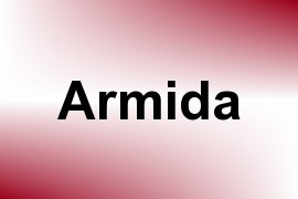 Armida name image