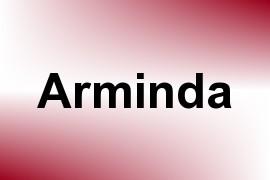 Arminda name image