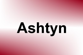 Ashtyn name image