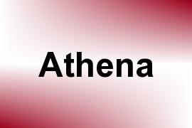 Athena name image