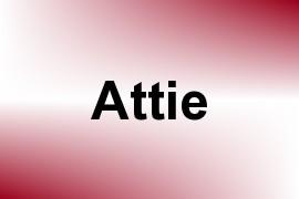 Attie name image