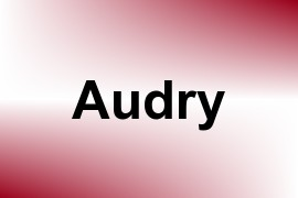 Audry name image