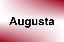 Augusta name image