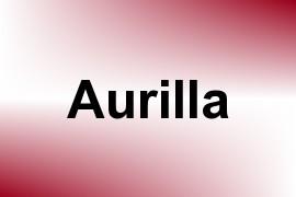 Aurilla name image