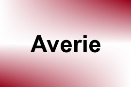 Averie name image