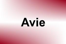 Avie name image