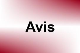 Avis name image