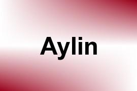 Aylin name image