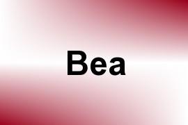 Bea name image