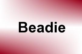 Beadie name image
