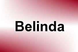 Belinda name image