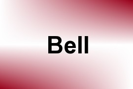 Bell name image