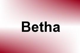 Betha name image