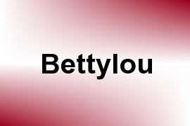 Bettylou name image