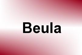 Beula name image