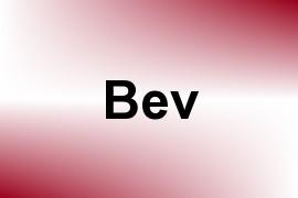 Bev name image