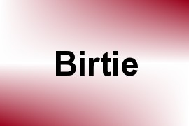 Birtie name image