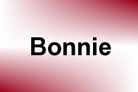 Bonnie name image