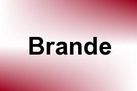 Brande name image