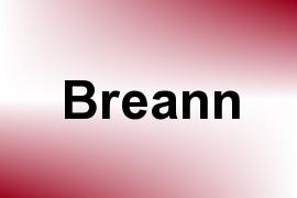 Breann name image