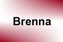 Brenna name image