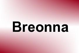 Breonna name image