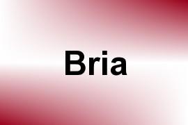 Bria name image