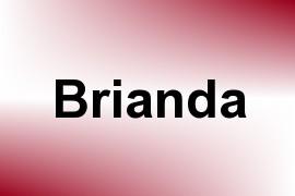 Brianda name image