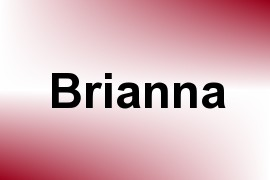 Brianna name image