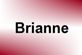 Brianne name image