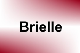 Brielle name image