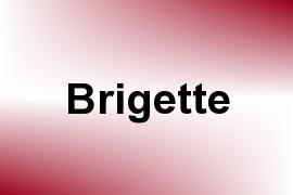 Brigette name image
