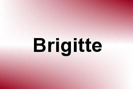 Brigitte name image