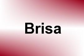 Brisa name image