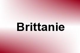 Brittanie name image