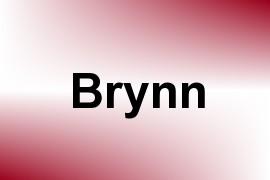 Brynn name image