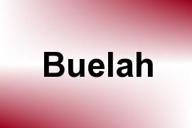 Buelah name image