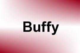 Buffy name image