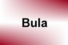 Bula name image