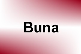 Buna name image