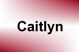 Caitlyn name image
