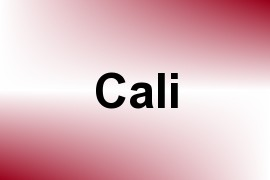 Cali name image