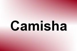 Camisha name image