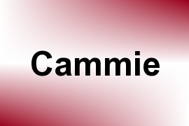 Cammie name image