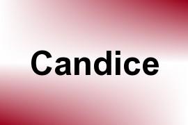 Candice name image