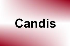 Candis name image